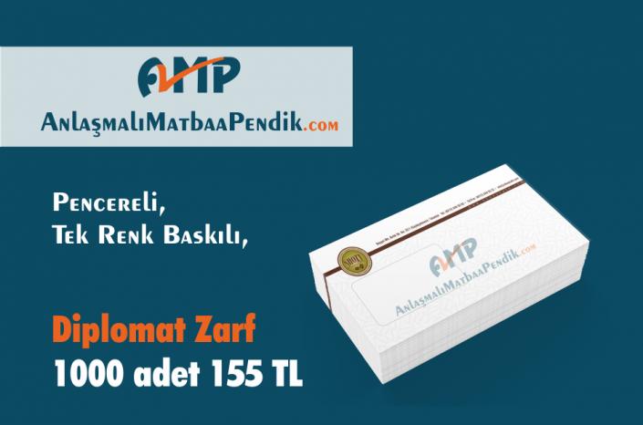 Diplomat Zarf Fiyatı
